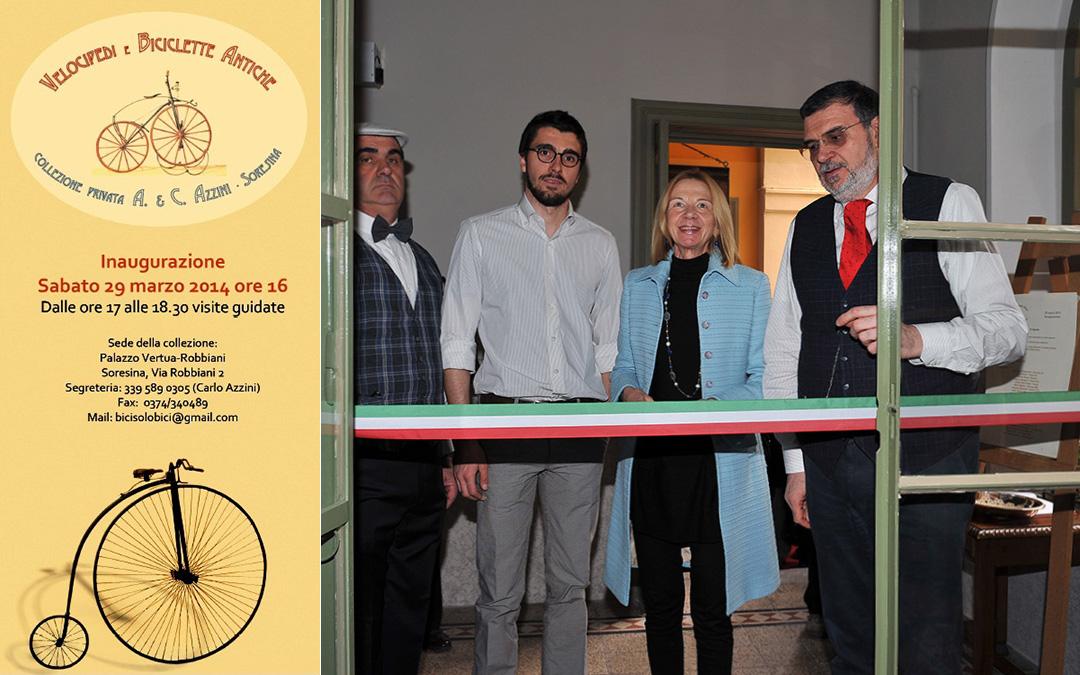 Inaugurazione del museo (29/03/2014)