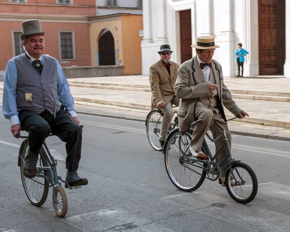 Velocipedi e Biciclette Antiche - Collezione Privata Azzini Soresina (3)