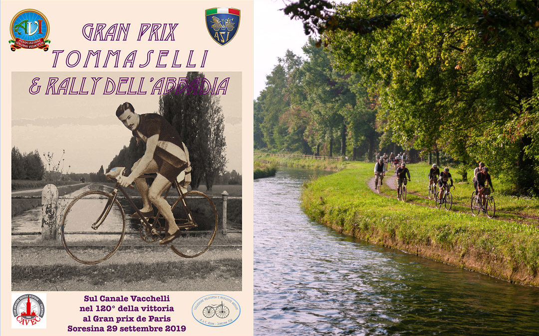 Gran Prix Tommaselli & Rally dell'Abbadia (29/09/2019)