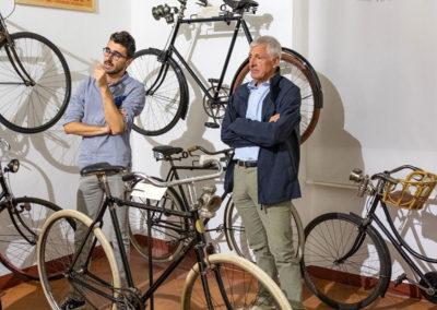 Moser al Museo della bicicletta a Soresina (11)