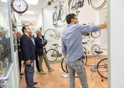 Moser al Museo della bicicletta a Soresina (19)