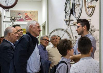 Moser al Museo della bicicletta a Soresina (20)