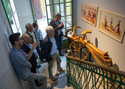 Moser al Museo della bicicletta a Soresina (3)