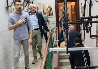 Moser al Museo della bicicletta a Soresina (4)