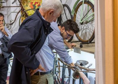 Moser al Museo della bicicletta a Soresina (7)