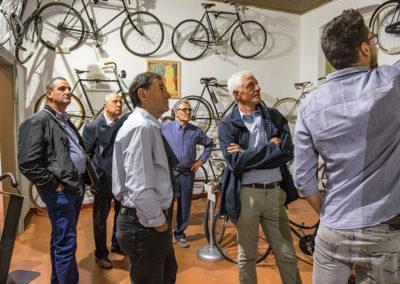 Moser al Museo della bicicletta a Soresina (9)