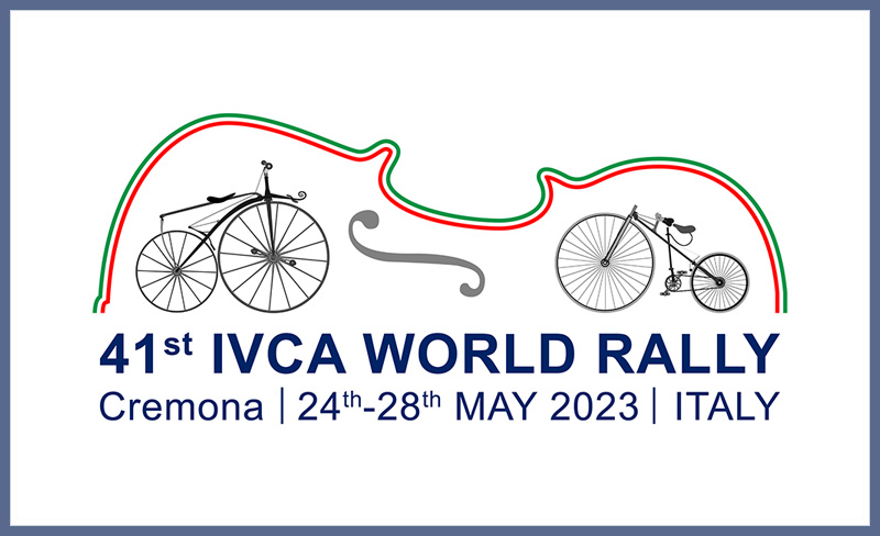 IVCA 41 WR - Cremona 24th-28th May 2023