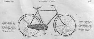Auto Moto Ciclo Dicembre 1923